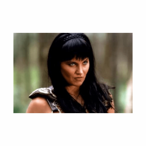 Lucy Lawless Poster 24inx36in
