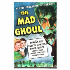 Mad Ghoul Poster 24inx36in