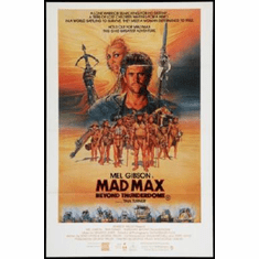 Mad Max Beyond Thunderdome Poster 24inx36in