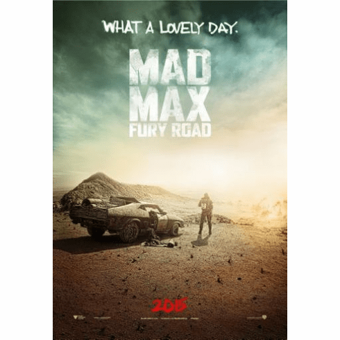 Mad Max Fury Road 11inx17in Mini Poster