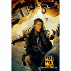 Mad Max Fury Road Movie Poster 11inx17in Mini Poster