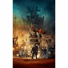 Mad Max Fury Road Movie Poster 24in x36in