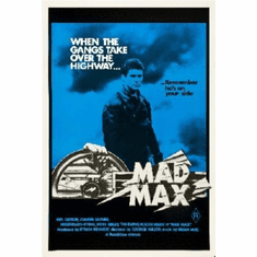 Mad Max Poster 24inx36in