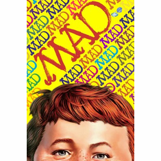 Mad Poster 24x36