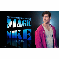 Magic Mike Mini Movie Poster 11X17