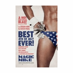 Magic Mike Movie Mini poster 11inx17in