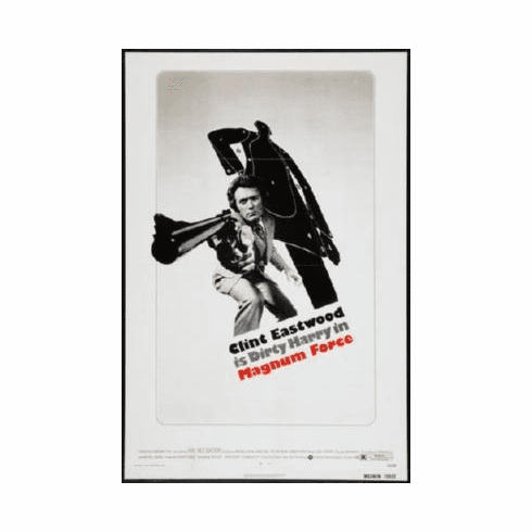 Magnum Force Poster 24inx36in