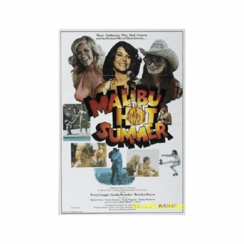 Malibu Hot Summer Movie 8x10 photo Master Print