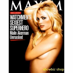 Malin Akerman Maxim 8x10 photo Master Print