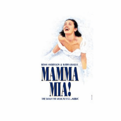 Mamma Mia Mini #01 8x10 photo master print