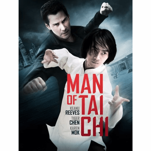 Man Of Tai Chi Movie poster 24inx36in Poster