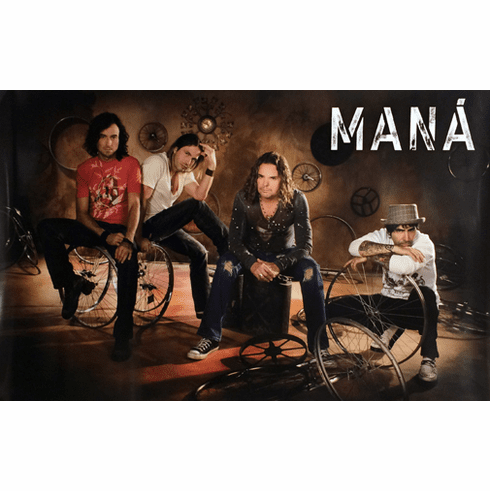Mana Poster 24x36 Group