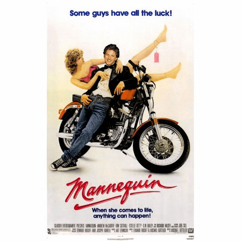 Mannequin Movie poster 24inx36in Poster