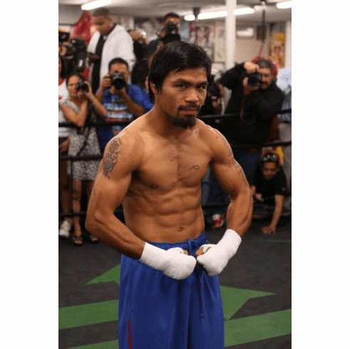 Manny Pacquiao Poster 24in x36in