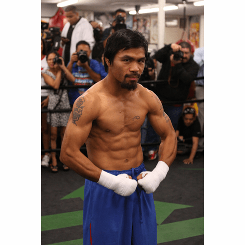 Manny Pacquiao Poster Boxer Boxing 24inx36in