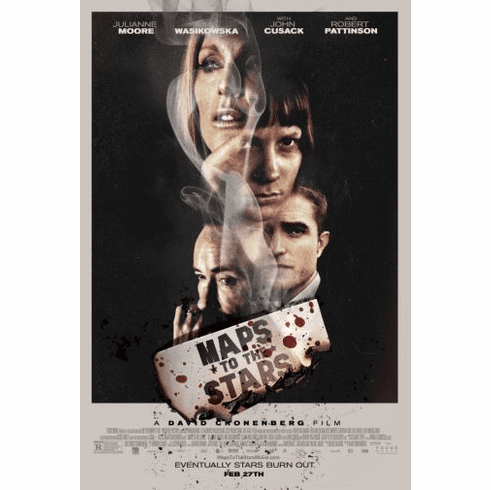 Maps To The Stars Movie Poster 24in x36in