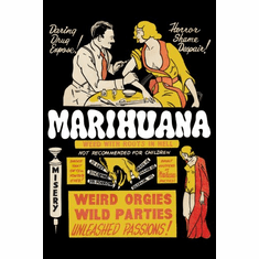 Marihuana Movie Poster 24inx36in