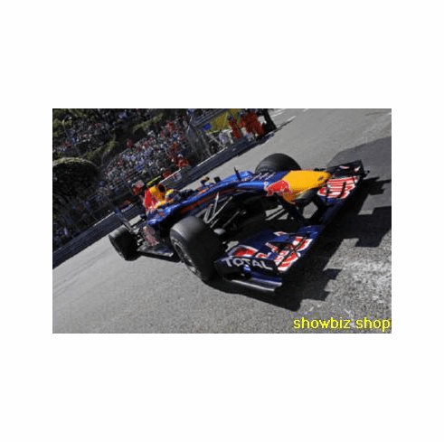 Mark Webber Poster F1 Red Bull #2 24inx36in
