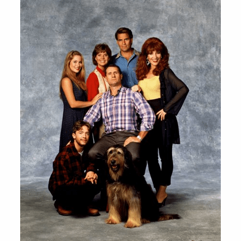 Married With Children Cast Poster 24inx36in