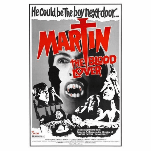martin the blood lover 8x10 photo