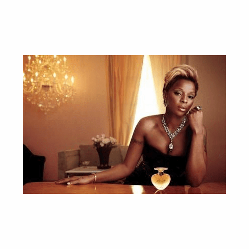 Mary J Blige Poster 24in x36 in