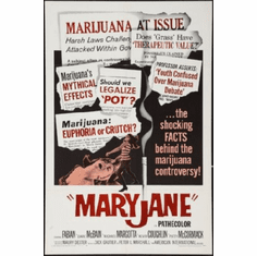 Mary Jane Movie Poster 24inx36in