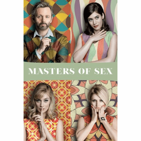 Masters Of Sex Poster 24x36