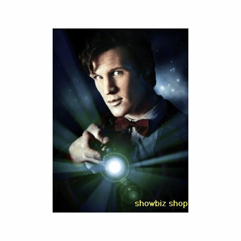 Matt Smith Poster Dr. Who 24inx36in