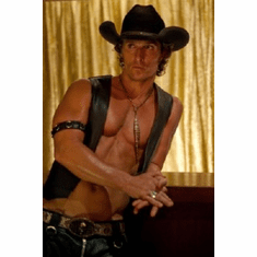 Matthew McConaughey Poster 24x36 Magic Mike