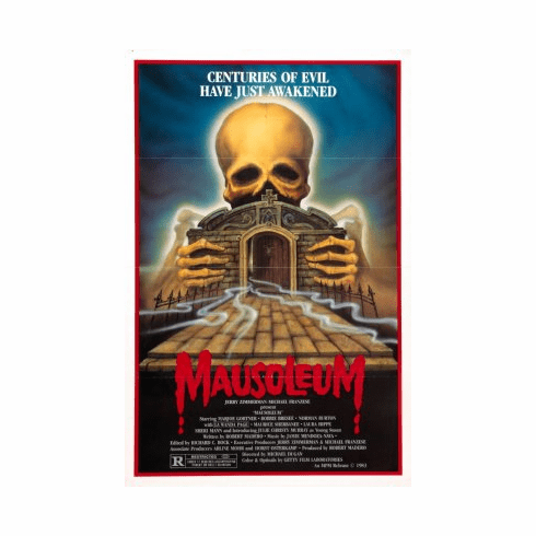Mausoleum Movie Poster 24x36