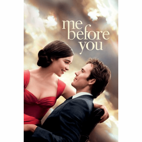 Me Before You Movie Poster 24x36
