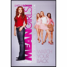 Mean Girls Poster 24inx36in