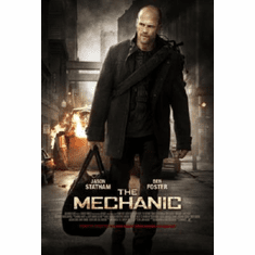 Mechanic The Poster 24inx36in