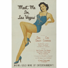 Meet Me In Las Vegas Poster 24Inx36In Poster