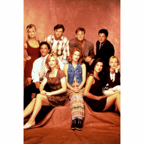 Melrose Place Poster 24inx36in