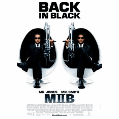 Men In Black 2 Movie Poster 24inx36in