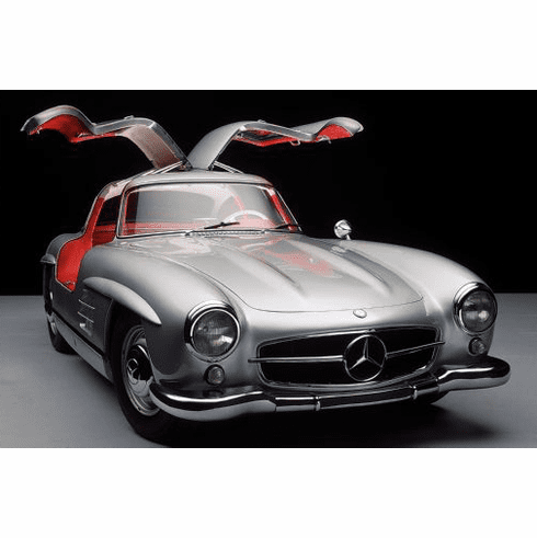 Mercedes 300Sl poster 24inx36in Poster