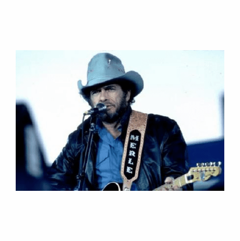 Merle Haggard Poster 24inx36in