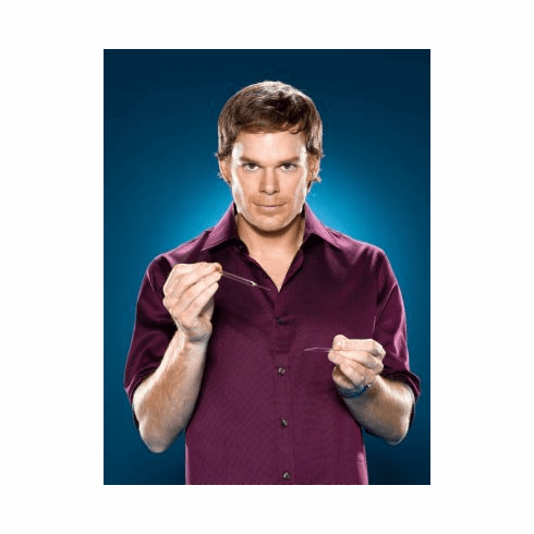 Michael C. Hall Mini Poster 11x17