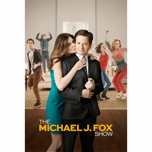 Michael J Fox Show Poster 24Inx36In Poster