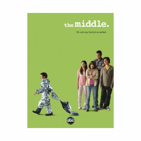 Middle The Poster 24x36 #01