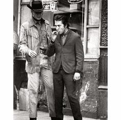 Midnight Cowboy Movie Poster 24in x36 in