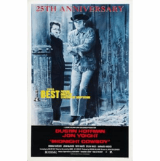 Midnight Cowboy Poster 24inx36in