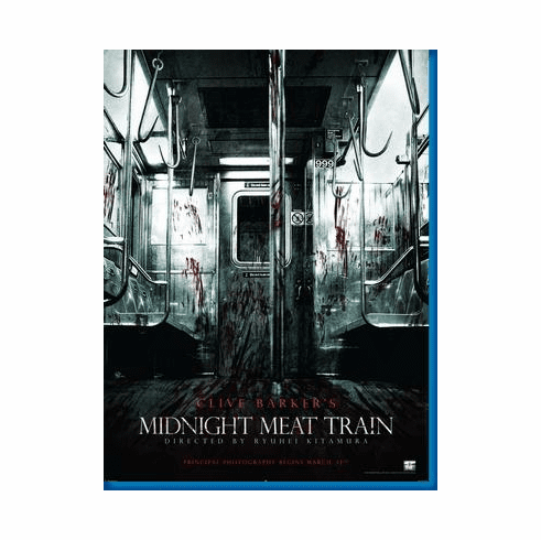 Midnight Meat Train Movie Poster 24inx36in