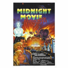Midnight Movie Massacre Movie Poster 24inx36in
