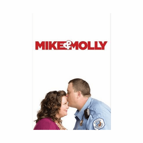 Mike And Molly Poster 24in x36 in