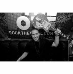 """Mike Posner Black and White Poster 24""""x36"""""""
