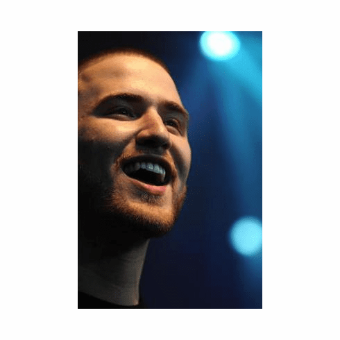 Mike Posner Poster 24in x36 in