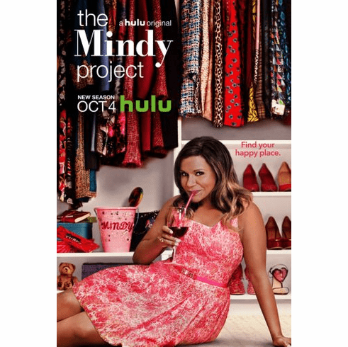 Mindy Project Poster 24x36