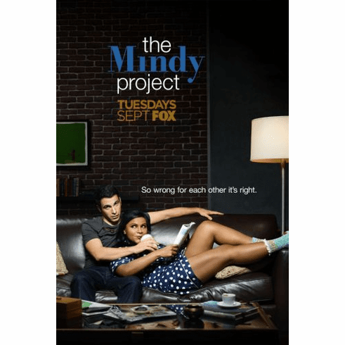 Mindy Project The poster 24inx36in Poster
